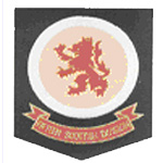 15th Scottish Division badge